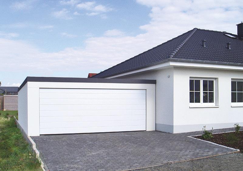Fertiggarage doppelgarage  Fertiggaragen | Beton, Stahl, Holz - Omicroner Garagen :