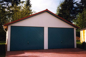 Begriff Garage oder garagen