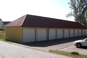 Dächer Garagen