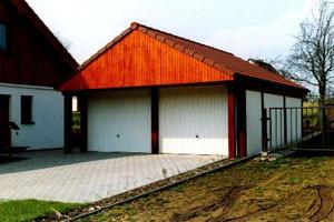 Geschichte garagen