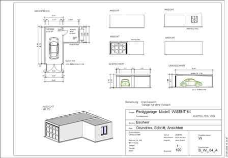 betongaragen omicroner garagen. Black Bedroom Furniture Sets. Home Design Ideas